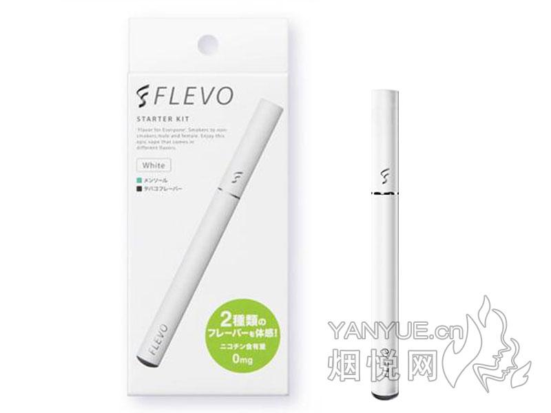 图雾换弹和日本FLEVO福乐播仿真烟电子烟正品价格及口感哪款比较好