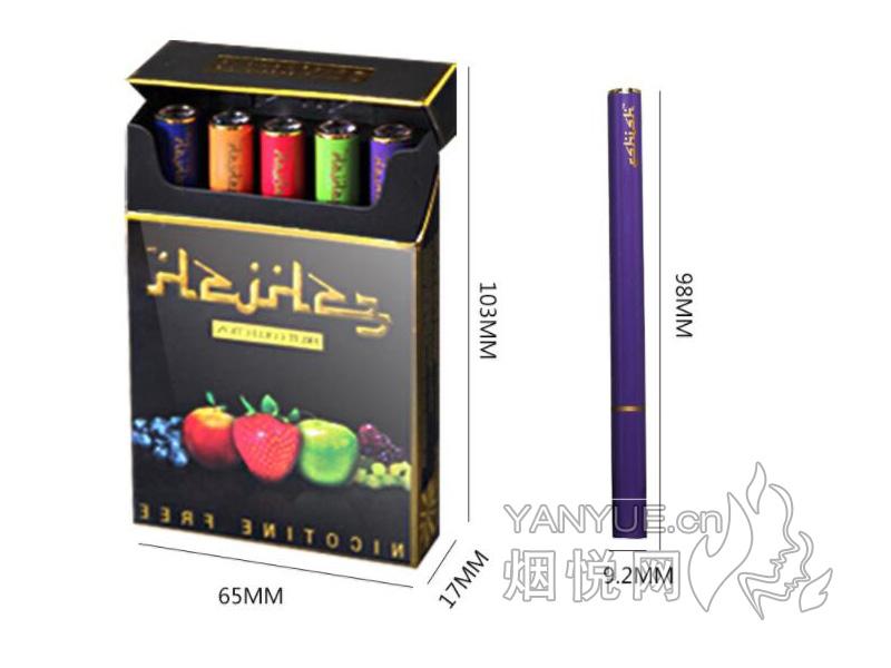 Luli黑白盒五只装一次性和图雾换弹电子烟正品价格及口感哪款比较好