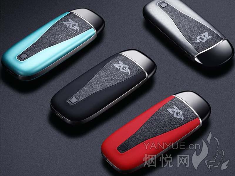 ZQ vi小烟和悦刻三代灵点电子烟正品价格及口感哪款比较好